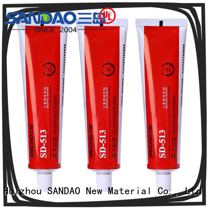 antiloosening lock tight glue widely-use for electronic products SANDAO