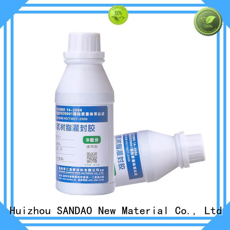 organic silicon electronic potting sealant SD9501