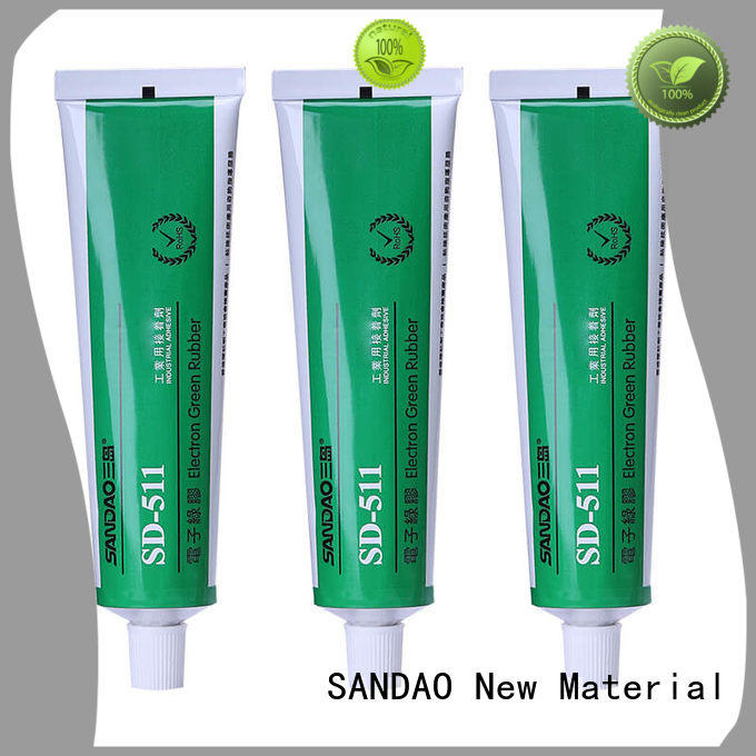 SANDAO adhesive anaerobic glue widely-use for electrical products