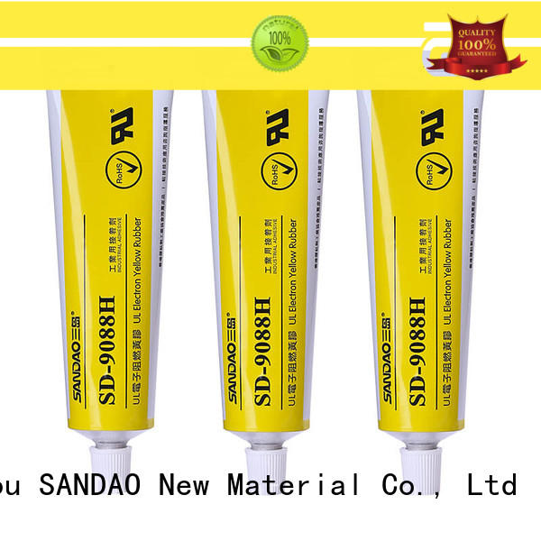 SANDAO new-arrival One-component RTV silicone rubber TDS widely-use for substrate