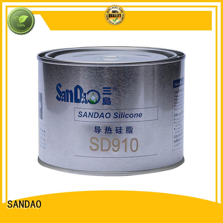 SANDAO durable Thermal conductive material TDS supply for TV power amplifier tube