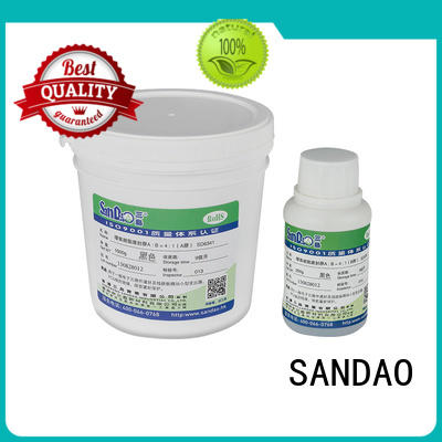 Two-component addition-type potting adhesive TDS adhesive manufacturer for rubber parts