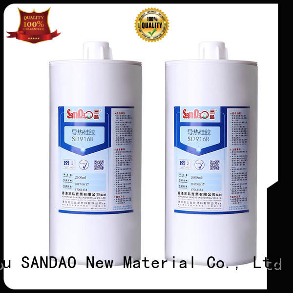high-energy rtv silicone rubber flame for diode