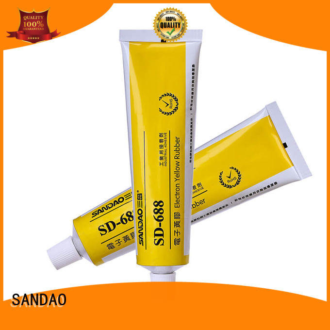 rtv silicone rubber onecomponent for diode SANDAO