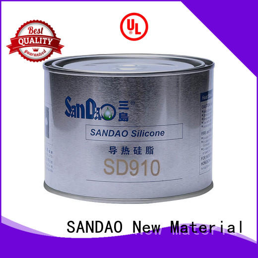SANDAO Thermal conductive material TDS bulk production for TV power amplifier tube