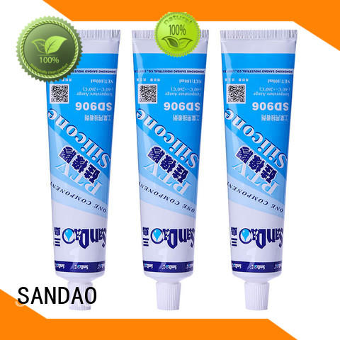 SANDAO thermal rtv silicone rubber in-green for converter