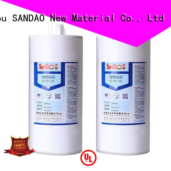 SANDAO newly One-component RTV silicone rubber TDS for diode