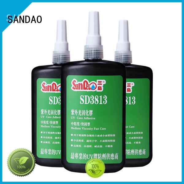 inexpensive uv bonding glue resin at discount for screws