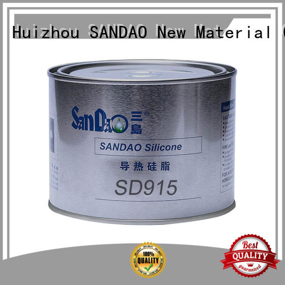 SANDAO useful Thermal conductive material TDS producer for heat sink