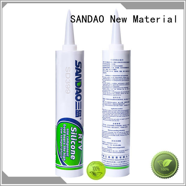 SANDAO high-energy rtv silicone rubber in-green for converter