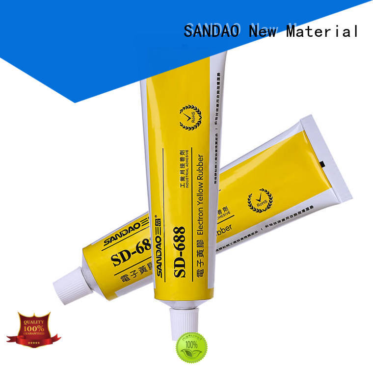 hot-sale rtv silicone rubber economical producer for diode