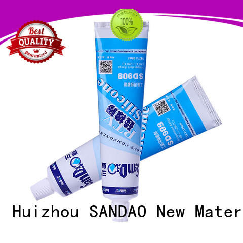 SANDAO conductive rtv silicone rubber wholesale for substrate