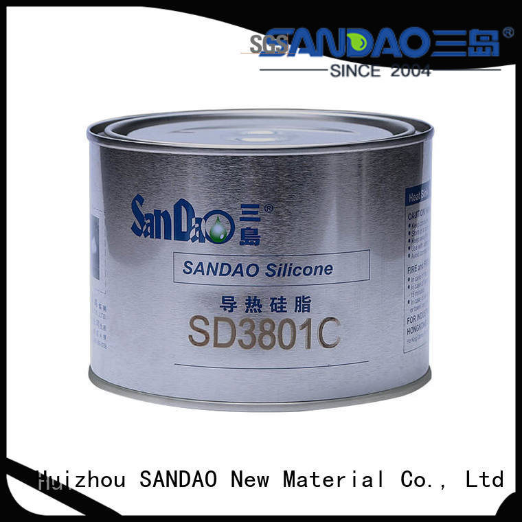SANDAO module One-component RTV silicone rubber TDS widely-use for electronic products