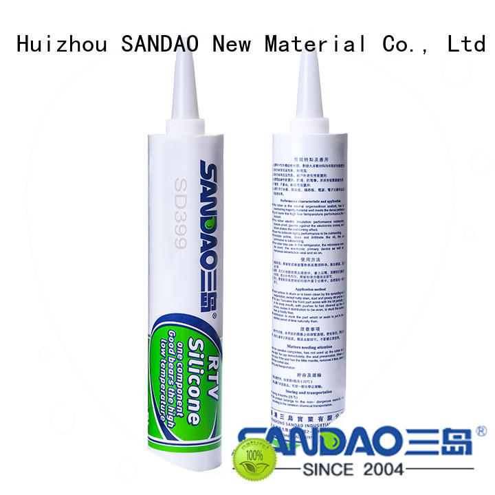 SANDAO newly rtv silicone rubber wholesale for electronic products