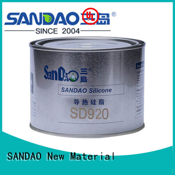 SANDAO durable gas resistant rtv general for oven