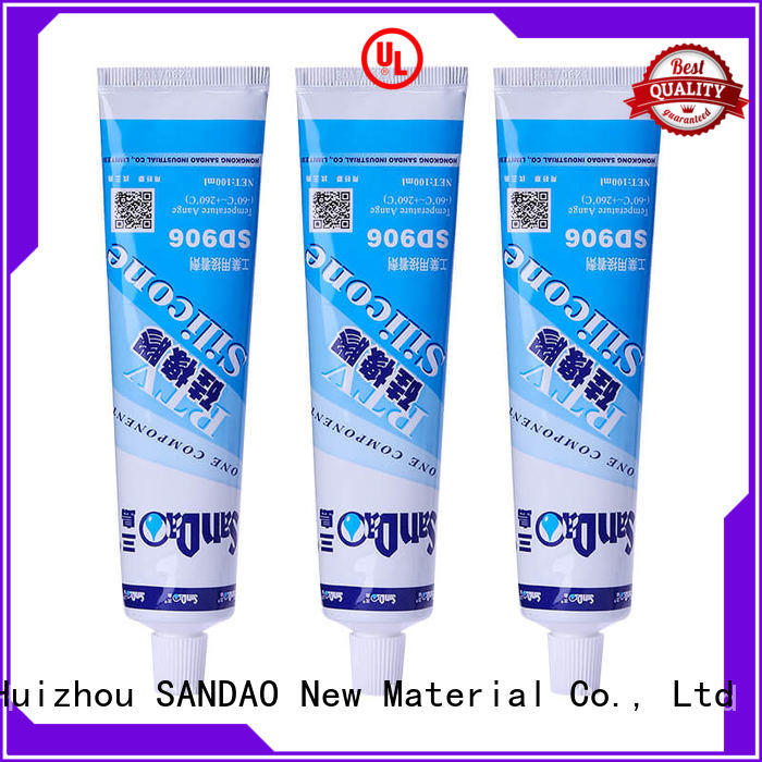 effective One-component RTV silicone rubber TDS conductive long-term-use for diode