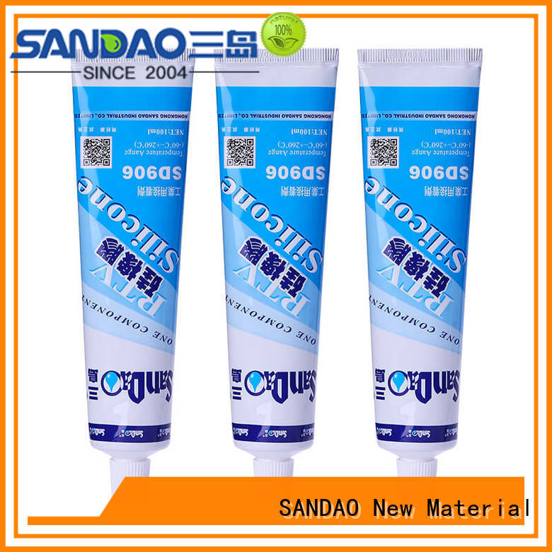 SANDAO circuit rtv silicone rubber for substrate