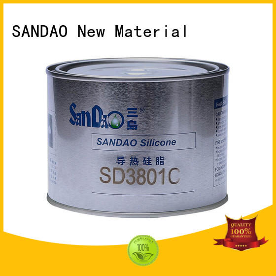SANDAO circuit rtv silicone rubber factory for electronic products