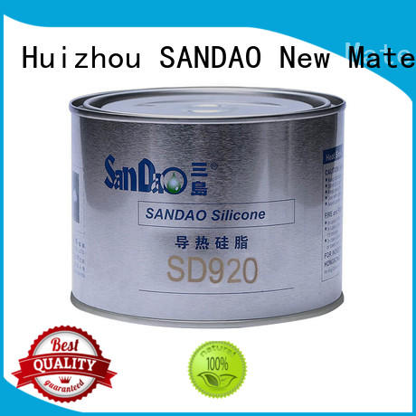 SANDAO quality Thermal conductive material TDS bulk production for coffee pot gap filling