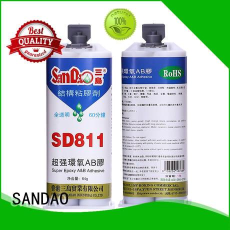 SANDAO epoxy adhesive free design for Semiconductor refrigeration