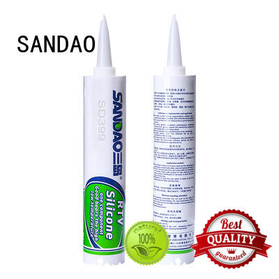 SANDAO solar One-component RTV silicone rubber TDS producer for electronic products