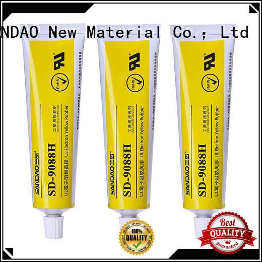 SANDAO waterproof One-component RTV silicone rubber TDS wholesale for electronic products