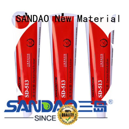 SANDAO antiloosening anaerobic adhesive for fixing products