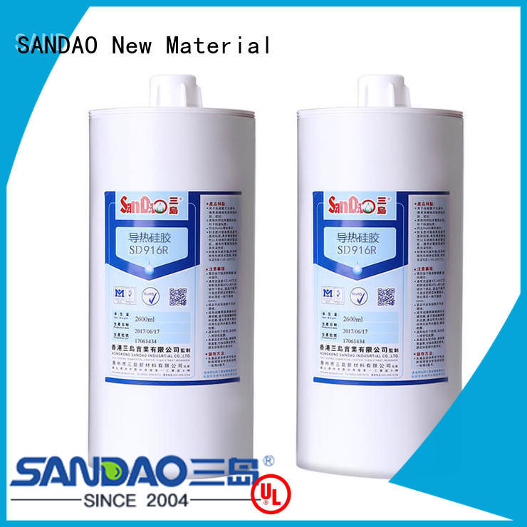 SANDAO bulb rtv silicone rubber wholesale for electronic products