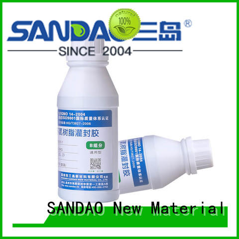 useful Two-component addition-type potting adhesive TDS adhesive factory for glass parts