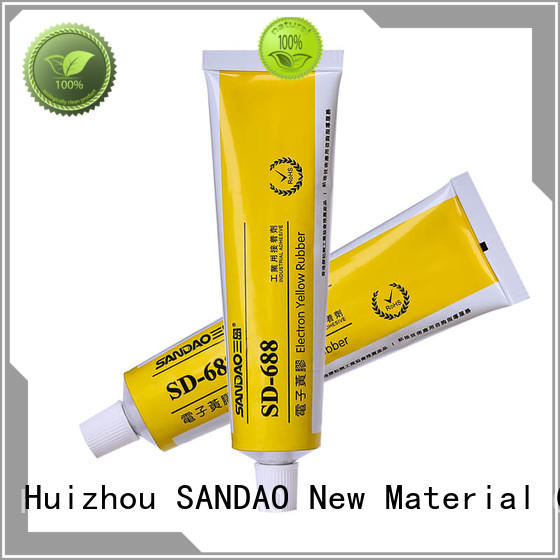 retardant One-component RTV silicone rubber TDS long-term-use for diode SANDAO
