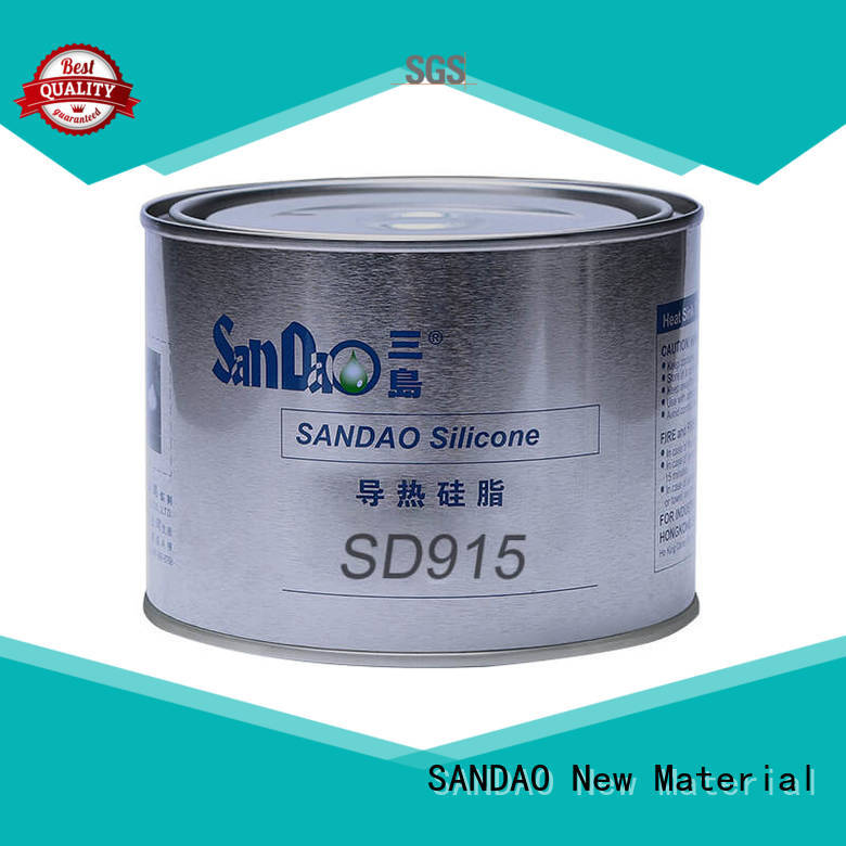 SANDAO conductive gas resistant rtv producer for Semiconductor refrigeration