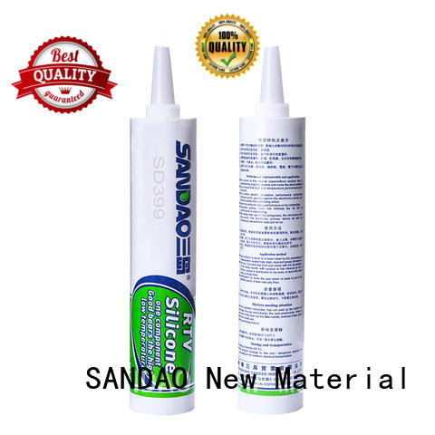 SANDAO newly One-component RTV silicone rubber TDS factory for diode