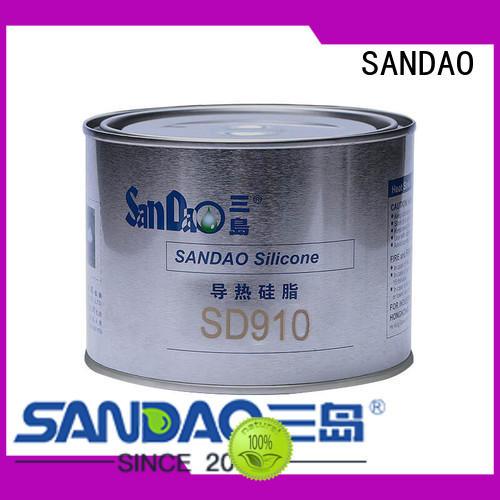 conductive gas resistant rtv vendor for heat sink SANDAO