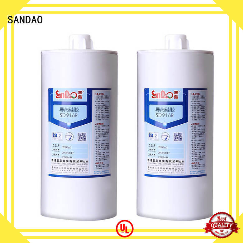 board rtv silicone rubber certifications for substrate SANDAO