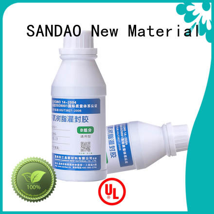 durable Two-component addition-type potting adhesive TDS adhesive widely-use for electronic parts