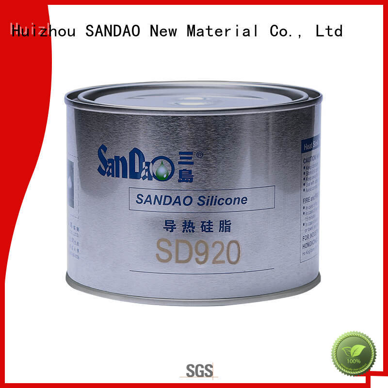 SANDAO quality Thermal conductive material TDS bulk production for induction cooker
