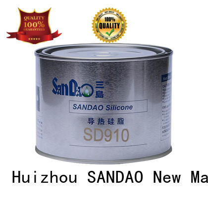 SANDAO stable Thermal conductive material TDS bulk production for induction cooker