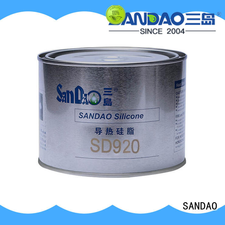 superior Thermal conductive material TDS silicone supply for oven