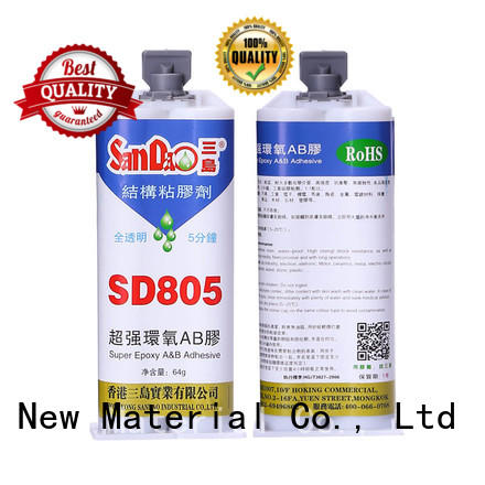 transparent epoxy resin adhesive order now for Semiconductor refrigeration SANDAO