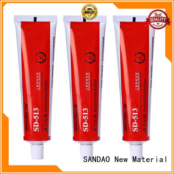 SANDAO antileakage lock tight glue long-term-use for screws