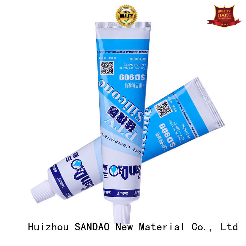 SANDAO environmental  rtv silicone rubber  manufacturer for electronic products