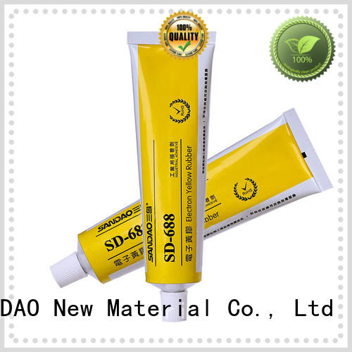 SANDAO One-component RTV silicone rubber TDS certifications for diode
