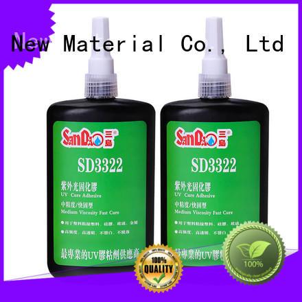nice uv bonding glue adhesive free design for fixing products