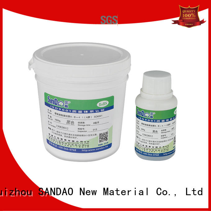 awesome Two-component addition-type potting adhesive TDS silicon manufacturer for electronic parts