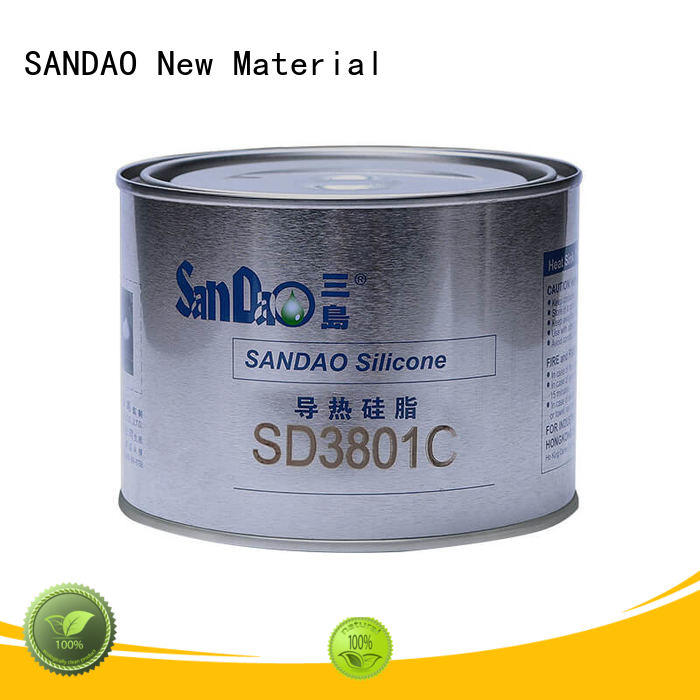 SANDAO hot-sale rtv silicone rubber  manufacturer for power module