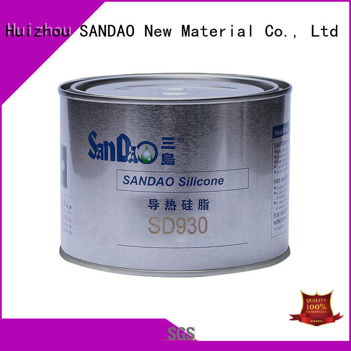 SANDAO high-quality Thermal conductive material TDS order now for Semiconductor refrigeration