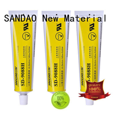new-arrival One-component RTV silicone rubber TDS conductive supply for substrate