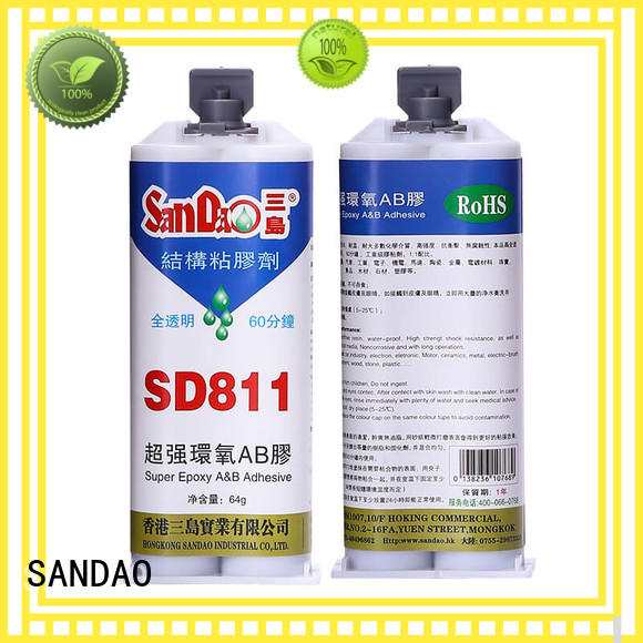 SANDAO reasonable epoxy resin glue resin for electronic products