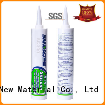 SANDAO newly rtv silicone rubber wholesale for substrate