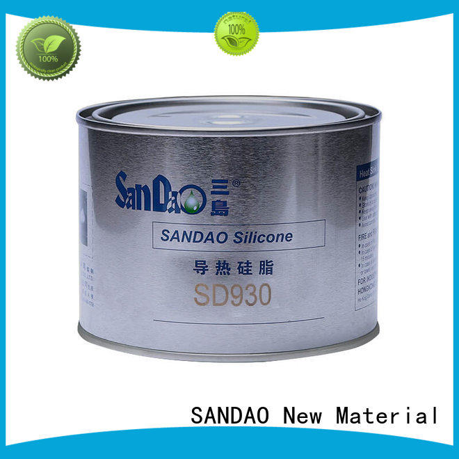SANDAO resistant Thermal conductive material TDS  supply for induction cooker